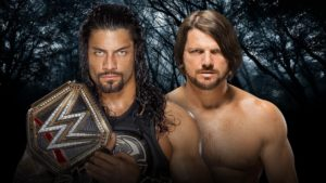 Roman vs. AJ