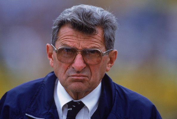 """paterno men One man testified he informed former football coach joe paterno in  (thomas johnson/the washington post)  """"would any of the other coaches bring young men."""