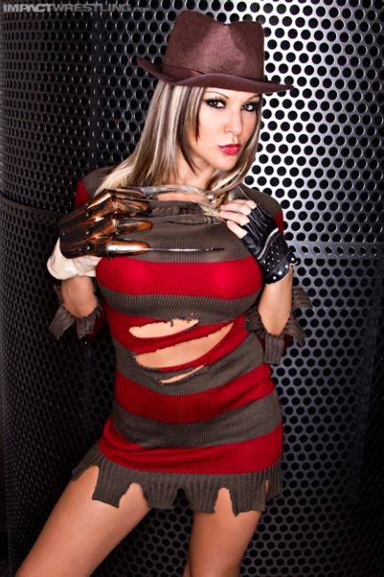 Wwe Wrestling Halloween Costumes
